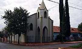 Palmital - Capela de São Francisco de Paula no Asilo em Palmital -SP-Foto:Fabio Vasconcelos