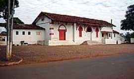 Palmital - Estação Ferroviária-Estrada de Ferro Sorocabana-Jun/2008-Foto:Fabio Vasconcelos