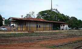Panorama - Panorama-SP-Antiga Estação Ferroviária-Foto:Rubens da Silva Ramos