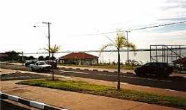 Panorama - Panorama-SP-Avenida do Balneário Municipal-Foto:Profjcesar.ms