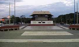 Panorama - Panorama-SP-Praça do Povo-Foto:Rubens da Silva Ramos