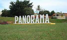 Panorama - Panorama-SP-Trevo de acesso-Foto:Valdemir Rondi