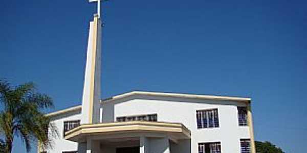 Panorama-SP-Matriz de São José-Foto:Vicente A. Queiroz