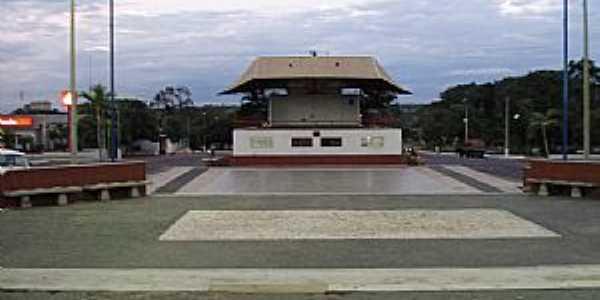 Panorama-SP-Praça do Povo-Foto:Rubens da Silva Ramos