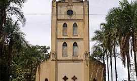 Paragua�u Paulista - Igreja Imaculada Concei��o - por Ivan evangelista Jr