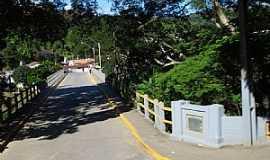 Paraibuna - Ponte Antiga, travessia do rio Paraibuna - SP - Por Leonir angelo lunardi