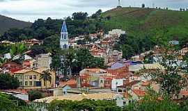 Paraibuna - Paraibuna-SP-Vista parcial da cidade-Foto:guiadoturismobrasil.com