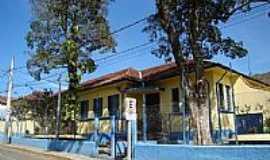 Paraibuna - Grupo Escolar Dr. Cerqueira C�sar