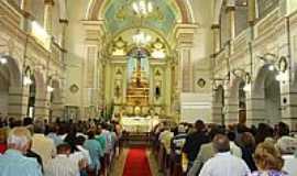 Paraibuna - Igreja Matriz - Paróquia Santo Antônio de Paraibuna