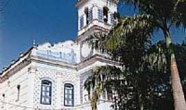 Paraibuna - Igreja Matriz - Par�quia Santo Ant�nio de Paraibuna