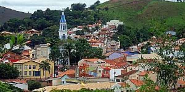 Paraibuna-SP-Vista parcial da cidade-Foto:guiadoturismobrasil.com