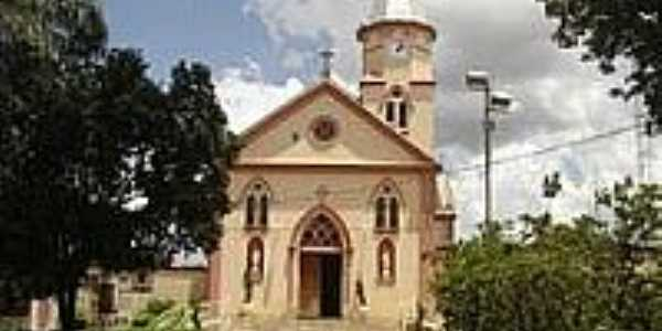 Igreja-Foto:Mauro Luiz Benedito …