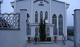 Paranapiacaba - Igreja da Congrega��o Crist� do Brasil em Parapiacaba-Foto:Jose Carlos Quiletti