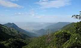 Paranapiacaba - Montanhas em Paranapiacaba-Foto:Andr� Bonacin