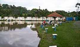 Paranapiacaba - Pesqueiro em Paranapiacaba-Foto:Agnaldo Ferreira
