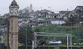 Paranapiacaba - Vista parcial da cidade de Paranapiacaba-Foto:Andr� Bonacin
