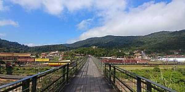 Imagens da localidade de Paranapiacaba Distrito de Santo André - SP