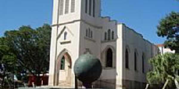 Igreja Matriz foto SkyscraperCity Lucas Souza