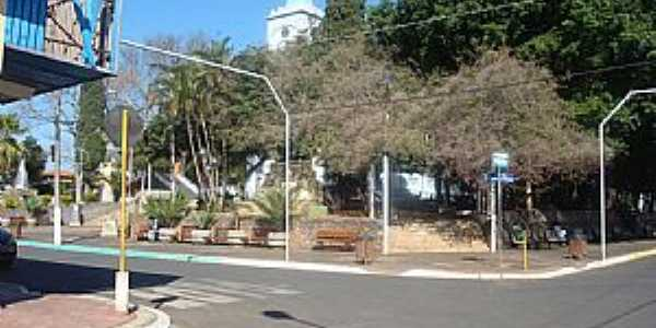 Pardinho-SP-Praça da Matriz-Foto:Estenio-SP