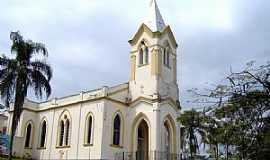 Pariquera-Açu - Pariquera-Açu-SP-Matriz de São Paulo Apóstolo-Foto:Vicente A. Queiroz