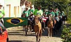 Potiraguá - Cavalgada
