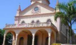 Patrocínio Paulista - Igreja Matriz, Por Maria das Graças
