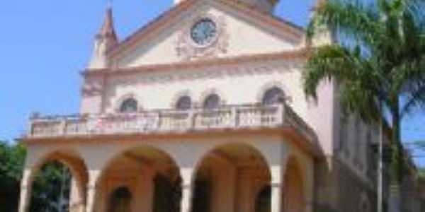 Igreja Matriz, Por Maria das Graças
