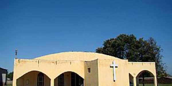 Paulicéia-SP-Matriz de São Pedro Apóstolo-Foto:Vicente A. Queiroz