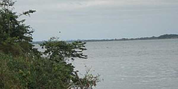 Paulicéia-SP-Rio Paraná-Foto:Gal Gomes
