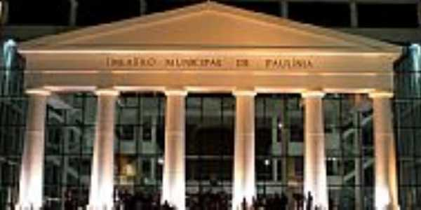 Teatro Municipal de Paulínia