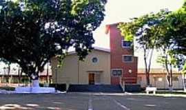 Paulistânia - Igreja-Foto:Luciano Rizzieri