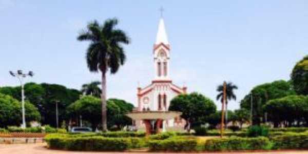 Igreja da Matriz em Paulo de Faria, Por Caio Russo