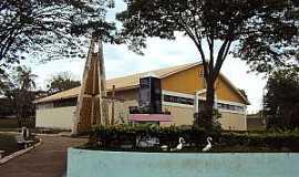 Paulópolis - Paulópolis-SP-Igreja de N.Sra.Aparecida-Foto:Fabio Vasconcelos