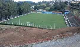 Pedra Bela - Pedra Bela-SP-Estádio de Futebol-Foto:PMPedraBela