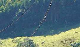 Pedra Bela - Pedra Bela-SP-Mega Tirolesa,quase 2 km-Foto:Ernandes C Santos