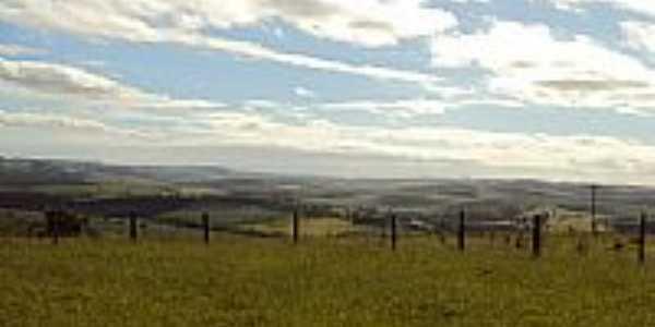 Vista de Pedra Branca-Foto:joelson.bradock