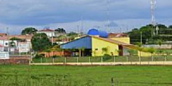 Escola Municipal-Foto:diasmariane