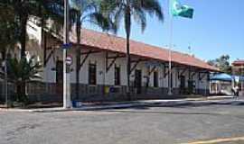 Pedregulho - Antiga Estação Ferroviária, por Adenir M. Alves