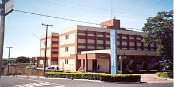 Pedregulho-SP-Hospital Geral-Foto:Rubens Almeida