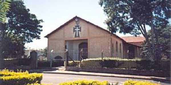 Pedregulho-SP-Igreja de Santa Luzia-Foto:Rubens Almeida