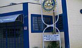 Pedreira - Pedreira-SP-Pr�dio do Rotary Club-Foto:miltonfcribeiro