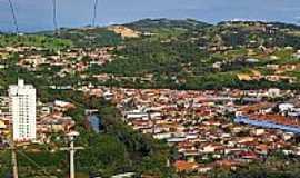Pedreira - Pedreira-SP-Vista parcial da cidade e o Teleférico-Foto:Eduardo Dantas