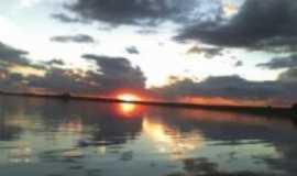 Pedrinhas Paulista - por do sol, Por alexandre bocalon