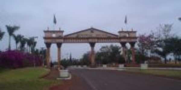 Portal da cidade - Por alexandre bocalon