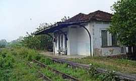Pedro de Toledo - Ferrovia