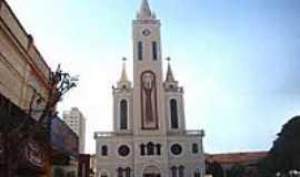 Penápolis - Matriz de São Francisco de Assis-Foto:Vicente A. Queiroz