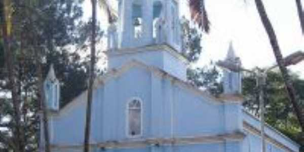 Igreja São Benedito, Por Joao Savioli
