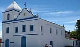 Prado - Igreja Matriz de N.Sra.da Purifica��o em Prado-BA-Foto:Carlos Tanezini