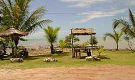 Prado - Prado-BA-Orla da praia-Foto:RAINER MACEDO-Postada por LUIS MACEDO