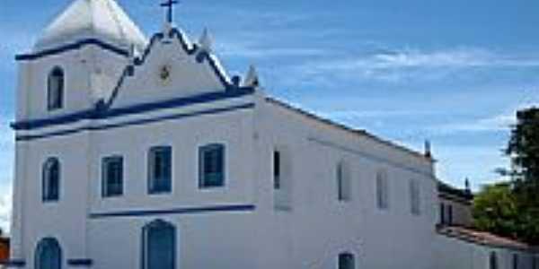 Igreja Matriz de N.Sra.da Purificação em Prado-BA-Foto:Carlos Tanezini